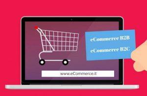differenza eCommerce B2B B2C